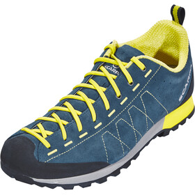 Scarpa Highball Schoenen Heren, ocean/bright yellow